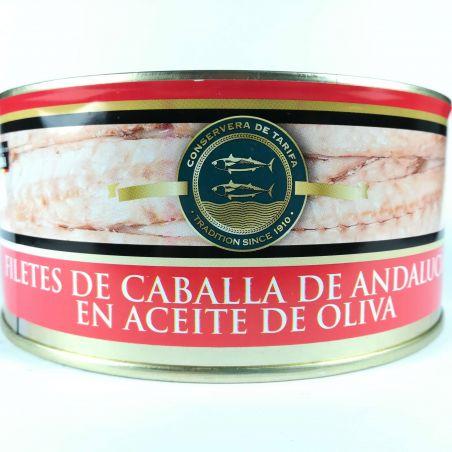 Makrelenfilet Caballa in Olivenöl 975g