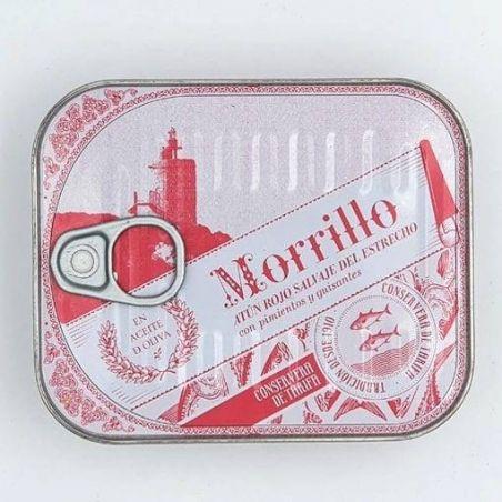 Rückenfleisch Morrillo vom Roten Thunfisch in Olivenöl höchste Qualität für Rezepte TarifaFisch