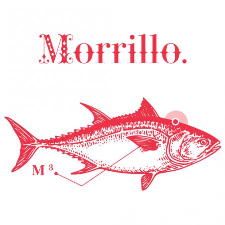 Rückenfleisch Morrillo vom Roten Thunfisch in Olivenöl top Qualität für Rezepte TarifaFisch