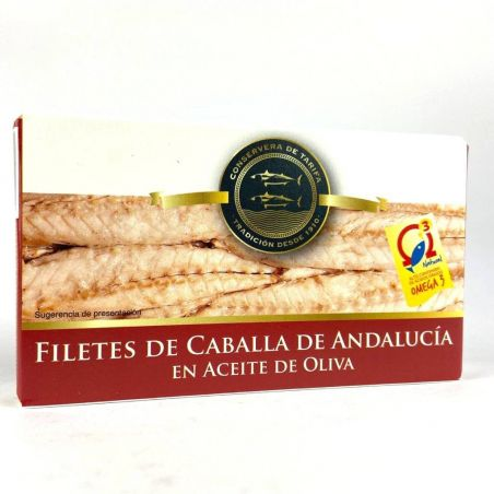 Makrelen in Olivenöl de Andalucia  120g