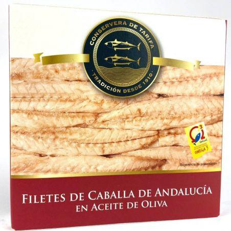 Makrelen in Olivenöl de Andalucia 252g