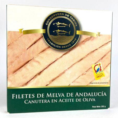 Fregattmakrele in Olivenoel Canutera de Andalucia 252g