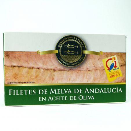Fregattmakrele in Olivenöl de Andalucía 120g