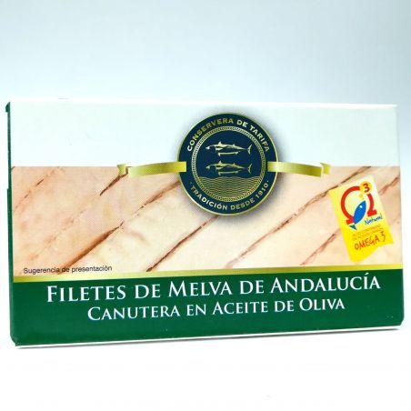 Fregattmakrele in Olivenöl Canutera de Andalucía 120g