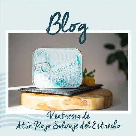 Ventresca Bauchfleisch roter Thunfisch mit Olivenöl Blog Salvaje del Estrecho