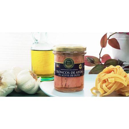 Thunfisch im Glas in Olivenöl de TarifaFisch 190g