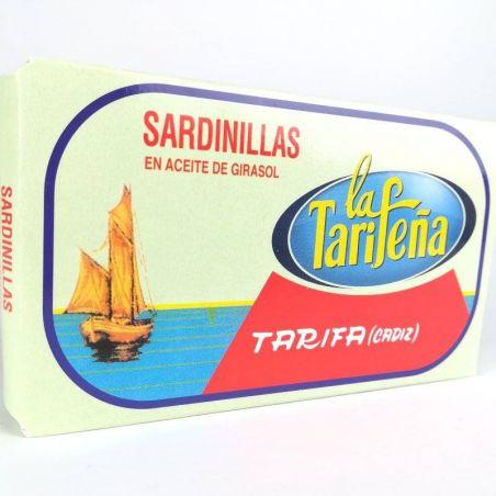 Sardinen Dose TarifaFisch 120g