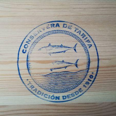 Fischkonserven Box TarifaFisch Logo