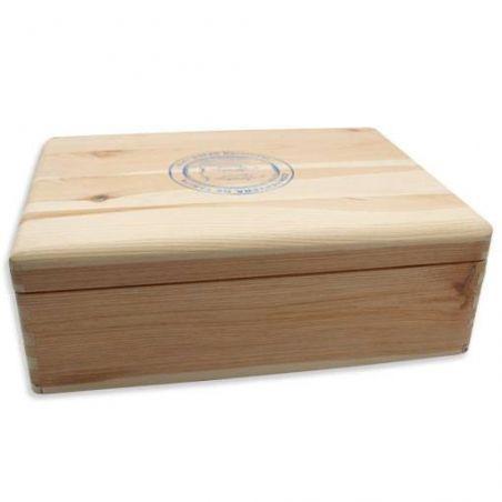 Fischkonserven Holzbox 4250g TarifaFisch