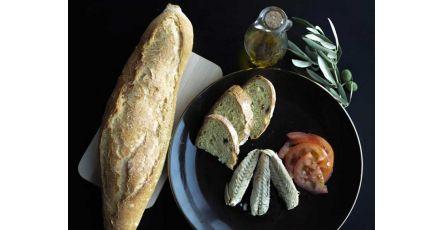 ▷Hochwertige Fregattmakrele in Olivenöl |TarifaFisch