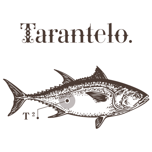 Bauchfleisch Tarantelo vom roten Thunfisch in Olivenoel